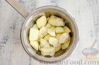 Фото приготовления рецепта: Кекс на яблочном пюре - шаг №3