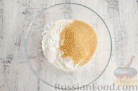 Фото приготовления рецепта: Кекс на яблочном пюре - шаг №7