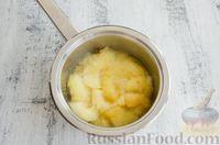 Фото приготовления рецепта: Кекс на яблочном пюре - шаг №4