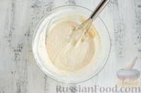 Фото приготовления рецепта: Кекс на яблочном пюре - шаг №11
