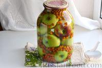 Фото приготовления рецепта: Компот из яблок и облепихи - шаг №13