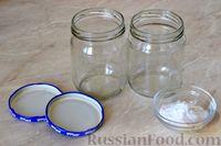 Фото приготовления рецепта: Варенье из слив, фаршированных грецкими орехами - шаг №2