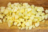 Фото приготовления рецепта: Постная шарлотка с яблоками - шаг №1