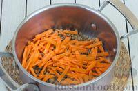 Фото приготовления рецепта: Овощной суп с чечевицей - шаг №3