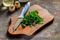 Фото приготовления рецепта: Сливочный суп  с мясными фрикадельками - шаг №12