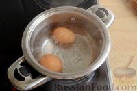 Фото приготовления рецепта: Куриный суп с помидорами и рисом - шаг №17