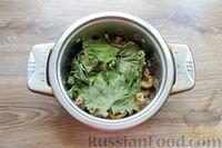 Фото приготовления рецепта: Солёные волнушки (на зиму) - шаг №10