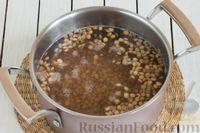 Фото приготовления рецепта: Чечевичный суп-пюре с помидорами - шаг №2