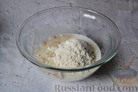 Фото приготовления рецепта: Булочки-гребешки с повидлом - шаг №2