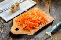 Фото приготовления рецепта: Мясные фрикадельки, запечённые в луково-морковном соусе - шаг №8
