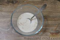 Фото приготовления рецепта: Дрожжевые пирожки с куриными желудочками и кабачками - шаг №5