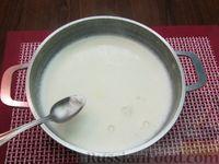 Фото приготовления рецепта: Молочный суп с пшеном - шаг №8