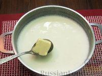 Фото приготовления рецепта: Молочный суп с пшеном - шаг №9