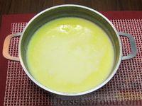 Фото приготовления рецепта: Молочный суп с пшеном - шаг №10