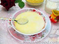 Фото приготовления рецепта: Молочный суп с пшеном - шаг №11