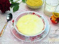 Фото приготовления рецепта: Молочный суп с пшеном - шаг №12
