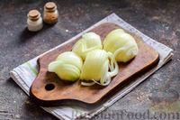 Фото приготовления рецепта: Тушёная говядина в соусе из помидоров - шаг №9