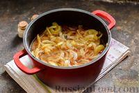 Фото приготовления рецепта: Тушёная говядина в соусе из помидоров - шаг №13