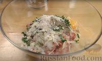 Фото приготовления рецепта: Запеканка из кабачков с фрикадельками - шаг №2