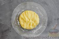 Фото приготовления рецепта: Медовое песочное печенье с грецкими орехами - шаг №5