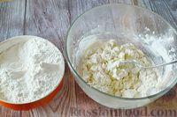 Фото приготовления рецепта: Чесночный хлеб «Улитка» - шаг №3