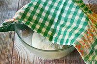 Фото приготовления рецепта: Чесночный хлеб «Улитка» - шаг №6