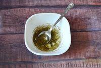 Фото приготовления рецепта: Чесночный хлеб «Улитка» - шаг №9