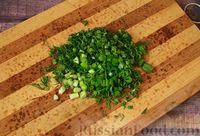 Фото приготовления рецепта: Чесночный хлеб «Улитка» - шаг №15