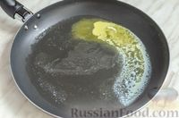 Фото приготовления рецепта: Закусочный рулет из моркови со сливочным сыром и зеленью - шаг №3