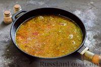 Фото приготовления рецепта: Пряный свекольный крем-суп с обжаренным нутом - шаг №10