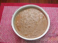Фото приготовления рецепта: Желе из ряженки с какао - шаг №5