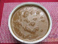 Фото приготовления рецепта: Желе из ряженки с какао - шаг №9