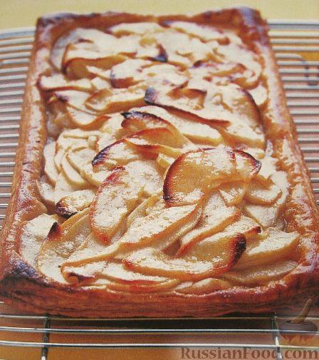 Простой рецепт слоеного пирога