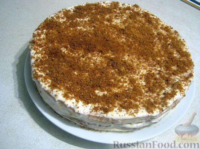 нежный бисквит для торта рецепт фото