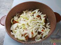 Фото приготовления рецепта: Жаркое по-деревенски - шаг №3