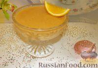 Фото к рецепту: Десерт из персика