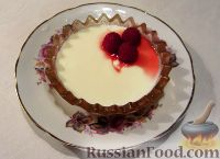 Фото к рецепту: Панна-котта