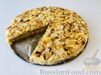 """Фото к рецепту: Миндальный торт """"Альмонди"""""""