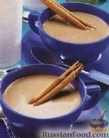 Фото к рецепту: Кофе с молоком и корицей по-мексикански (Cafe con Leche)