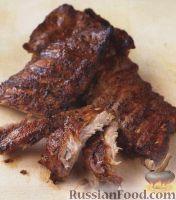 Фото к рецепту: Ребрышки по-техасски