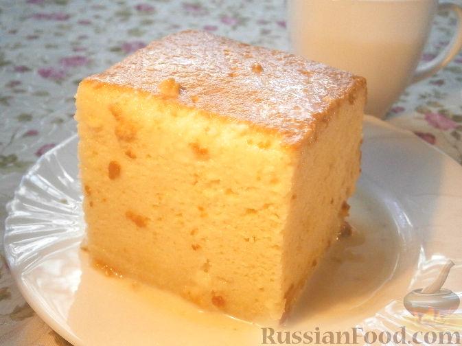 Рецепт торта 3 молока