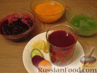 """Фото приготовления рецепта: Овощной сок """"Чистое здоровье"""" - шаг №6"""