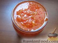 Фото приготовления рецепта: Аджика «Огонек» - шаг №6