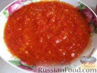 Фото приготовления рецепта: Аджика «Огонек» - шаг №7