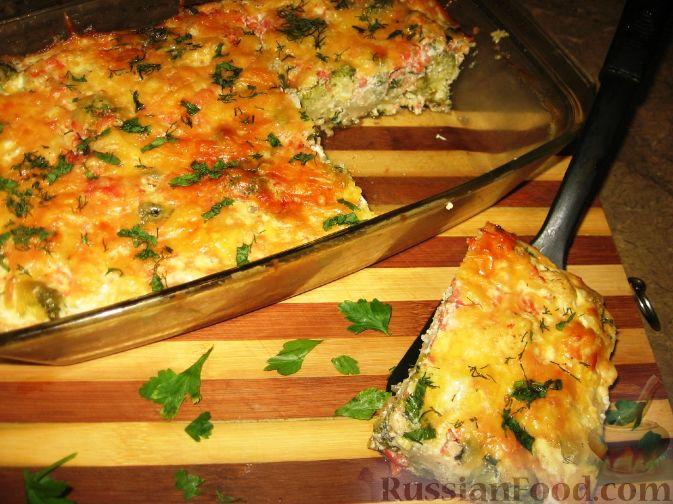 Рецепт приготовления брокколи и цветной капусты
