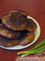 Фото к рецепту: Свиные котлеты в духовке