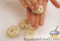 Фото приготовления рецепта: Котлеты из трески - шаг №3