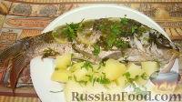 Фото к рецепту: Рыба на пару