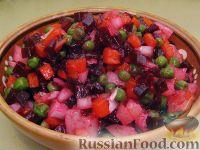 Рецептура салата винегрет