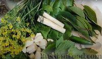 Фото приготовления рецепта: Огурцы в бутылке (быстрый способ засолки огурцов на зиму) - шаг №2